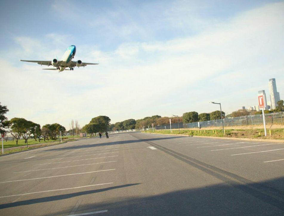 avion, aeroparque