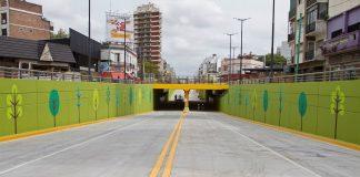 bajo nivel, tunel