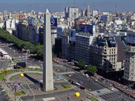 ciudad, obelisco