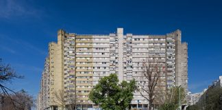 lugano, monoblock, edificio