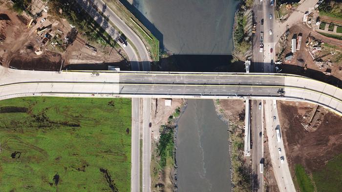 puente, riachuelo