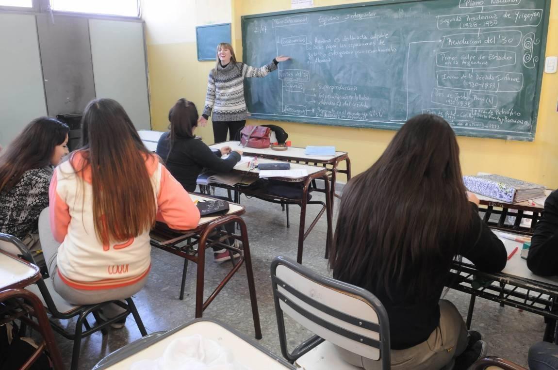 secundaria, aula