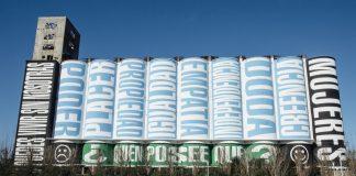silos, arte