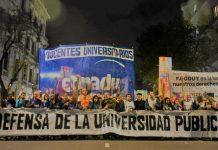 universitario, docentes, conflicto