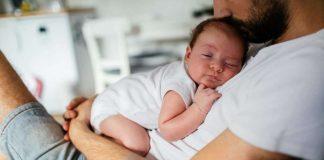 paternidad, bebe
