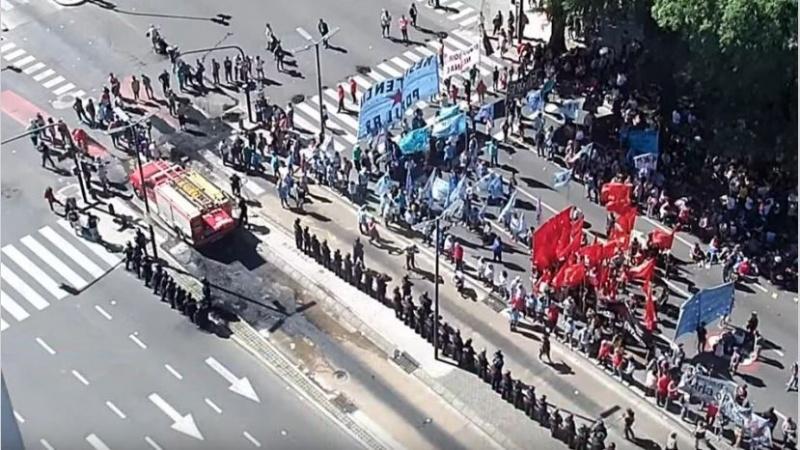 taxis, protesta