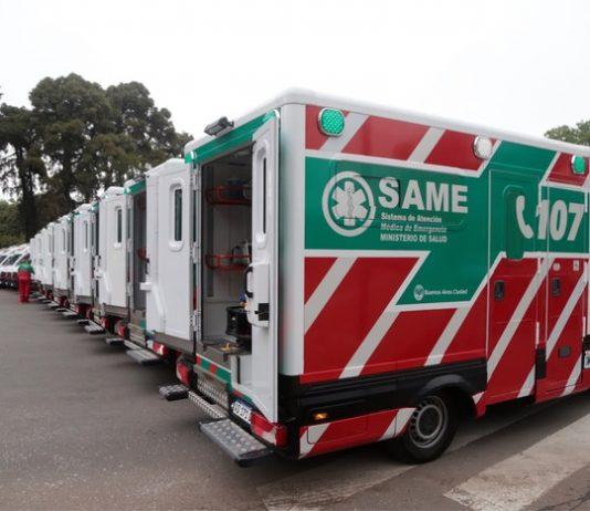 same, ambulancia