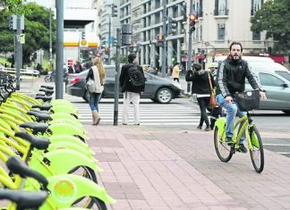 ecobici, bici