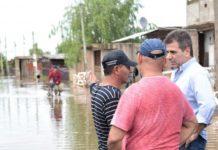 evcuados, inundacion