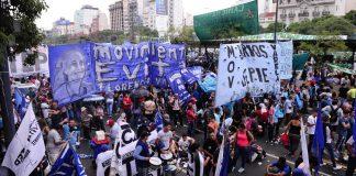 marcha, protesta, movimientos sociales