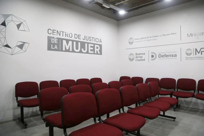 centro mujer, justicia