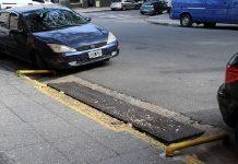 cordon, estacionamiento, garage