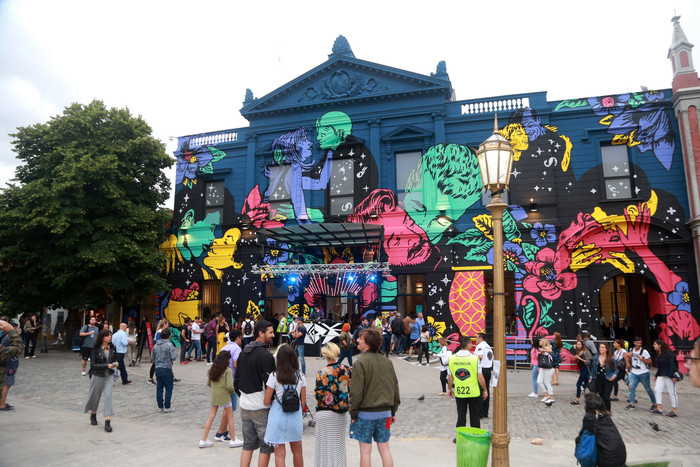 recoleta, centro cultural