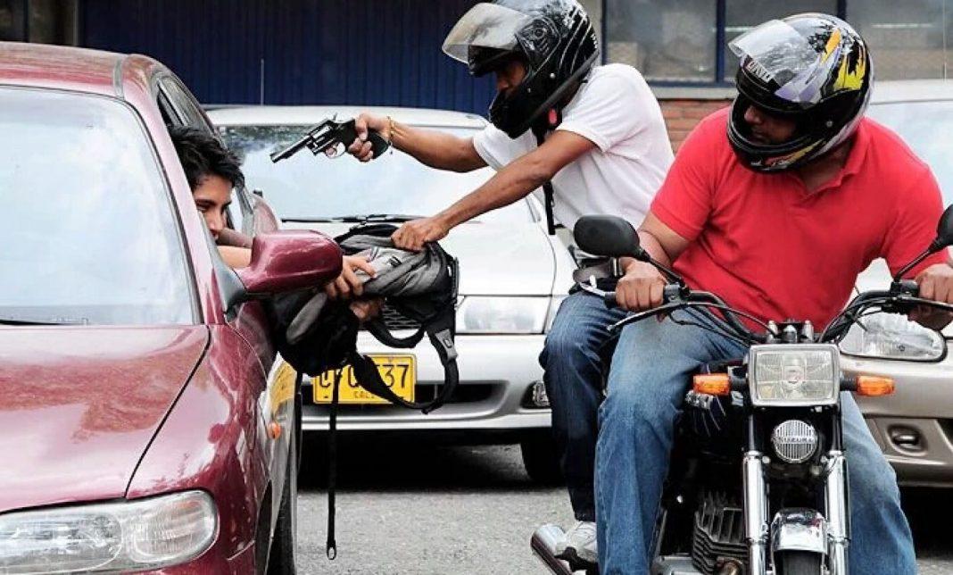 delito, robo, motochorro