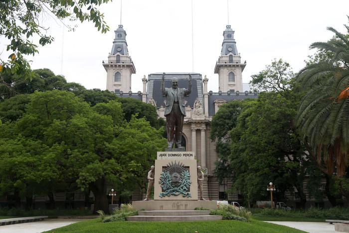 plaza peron