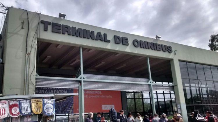 retiro, terminal