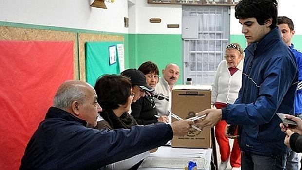 voto, joven
